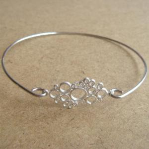Bubble Bangle Bracelet, Simple Ever..